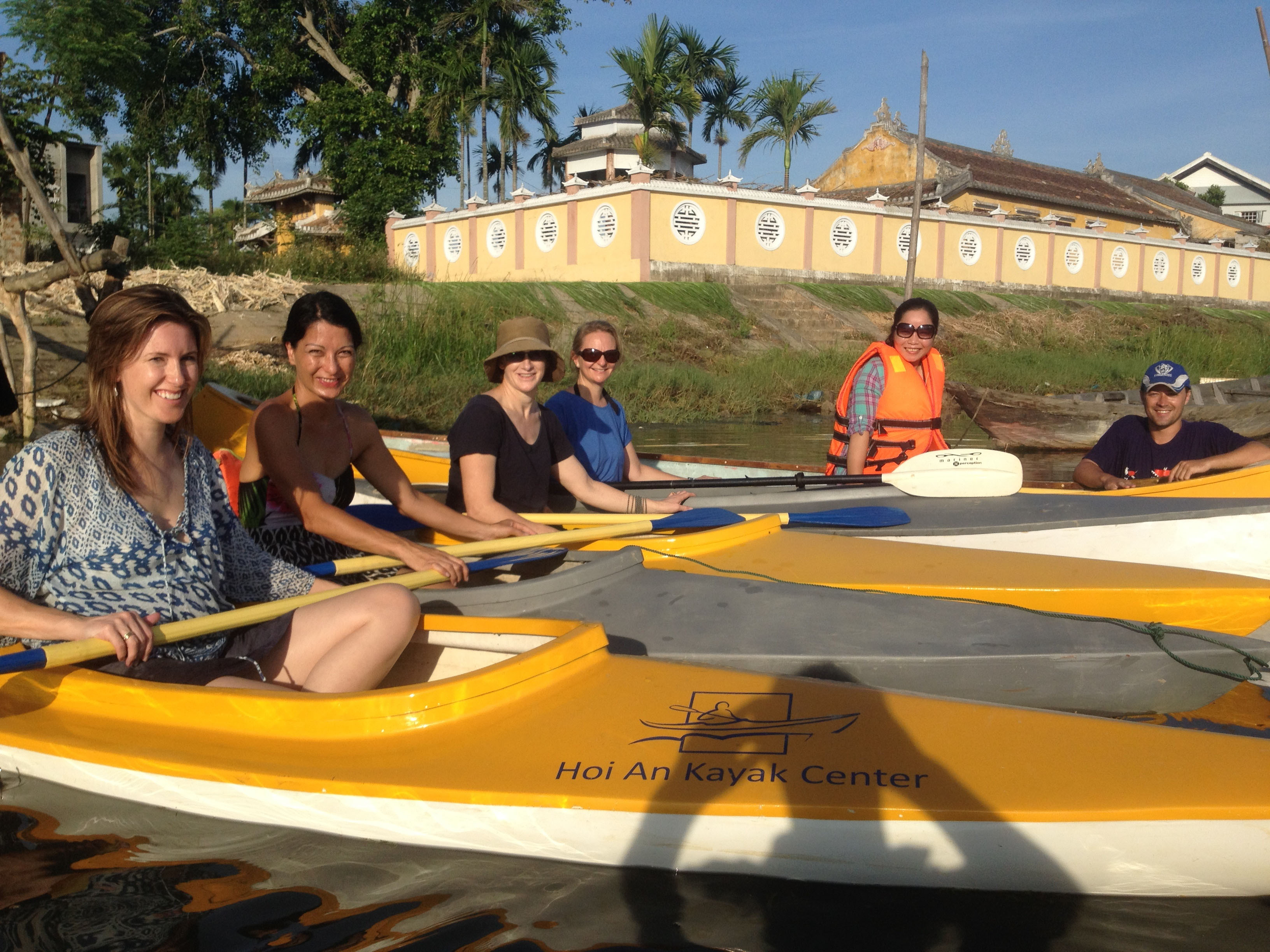 Group Tours on the Song Thu Bon